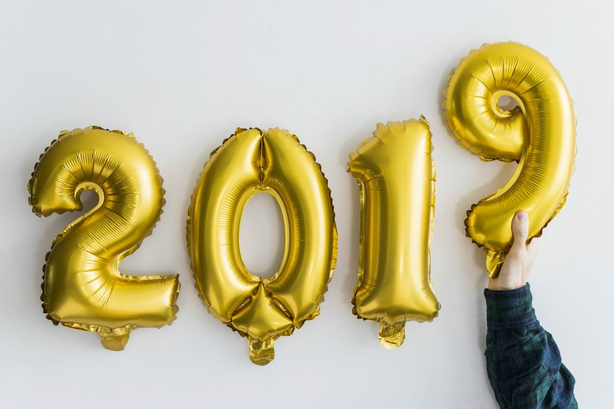 2019 - New Year