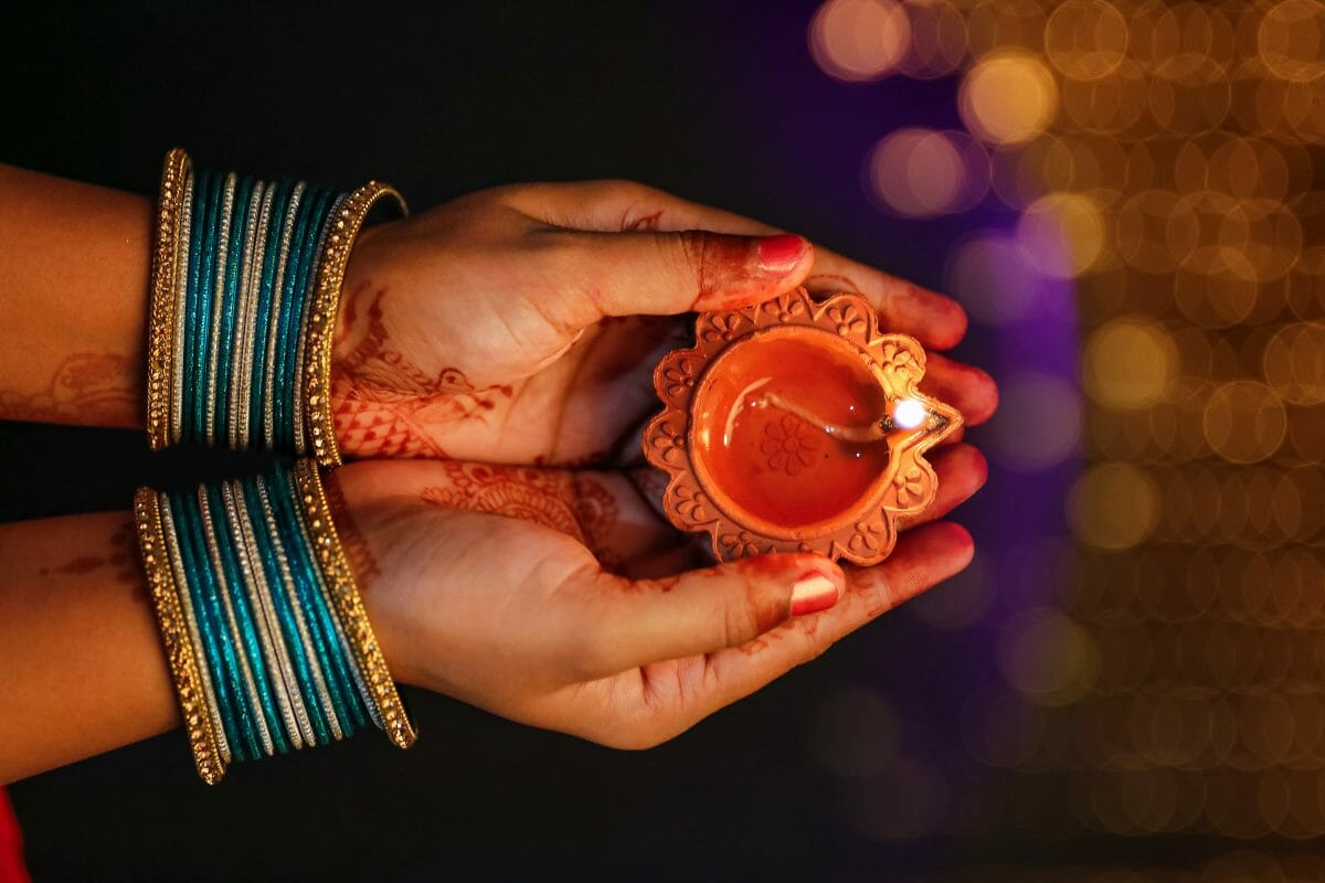 Find Out More About Diwali!