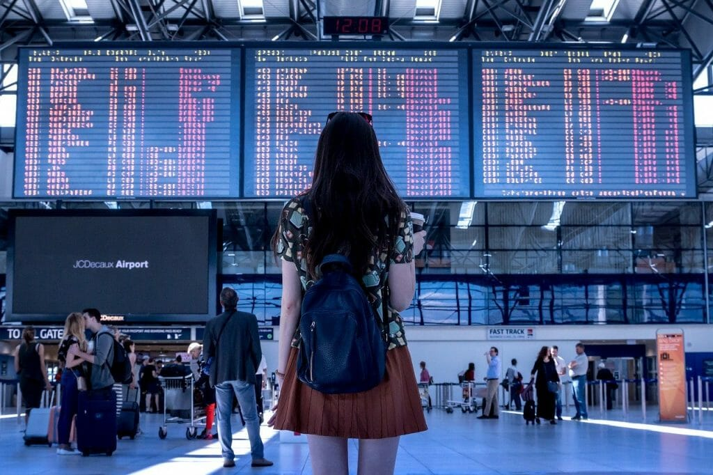 save money abroad airport